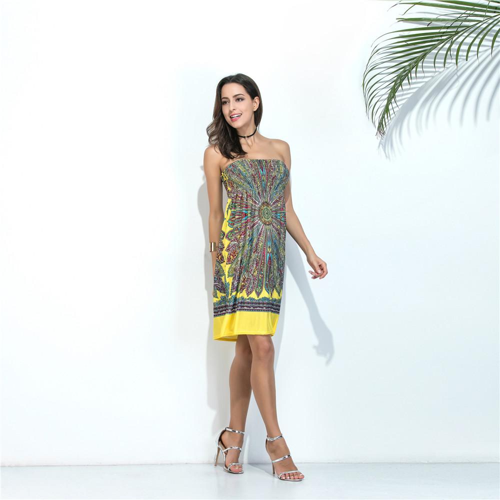 Swaggy HTB1Sb5AQXXXXXaEaXXXq6xXFXXXa Sommer-Strand-Kleid schulterfrei - 10 Farben