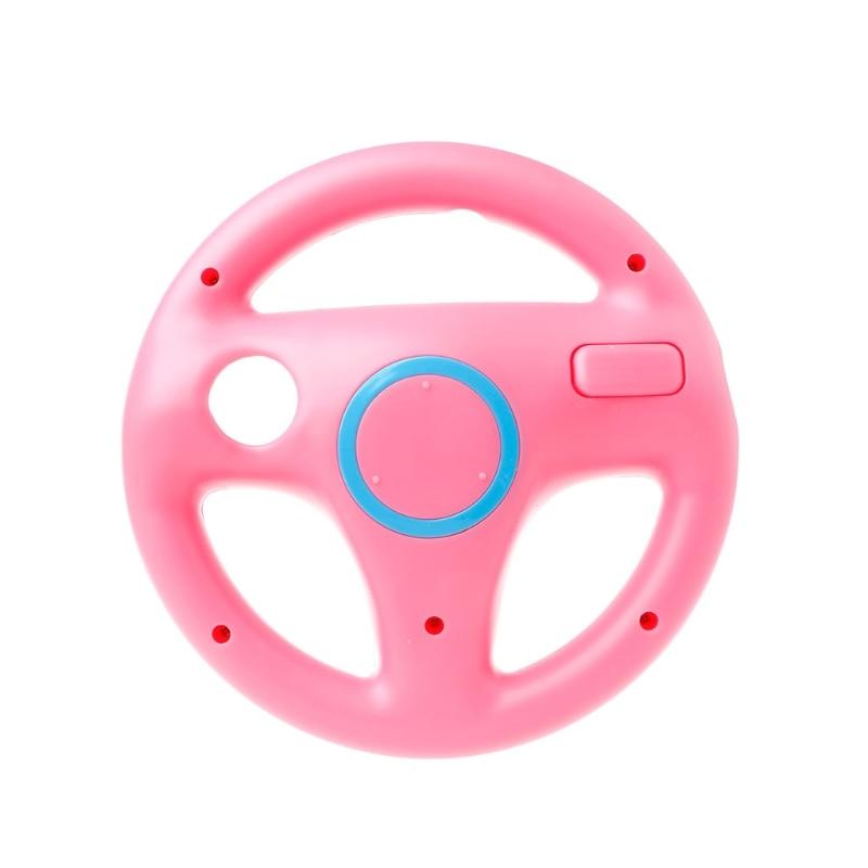 New Steering Wheel Controller Handle Holder Grip Kart Racing Game For Nintendo hot