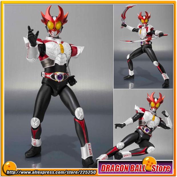 Japan Kamen Masked Rider Original BANDAI Tamashii Nations SHF S.H.Figuarts Toy Action Figure - Agito (Shining Form)