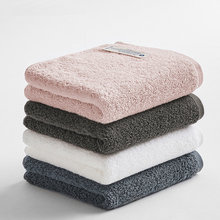 1pc 34*74cm face Towels bathroom  luxury xin jiang cotton Super absorbent towels for adults high quality Terry