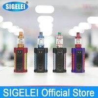 вейп Оригинальный sigelei новый продукт МТ набор e электронная сигарета уникальные разработки стиль хороший мод и Tailor распылитель