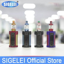 vape kit  MT kit e electronic cigarette unique designing style NICE Mod & tailor Atomizer Original Sigelei NEWEST product vape mod and rda tank original sigelei snowwolf range e electronic cigarette kit xfeng mod kit