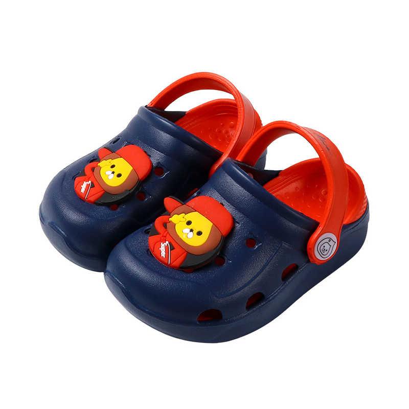 Girls Shoes Flip Flops Boys Clogs Kids Garden Shoes EVA Baby Slippers 2019  Summer Shoes Cute Cartoon Hole Kids Sandals Baby Girl|Mules & Clogs| -  AliExpress