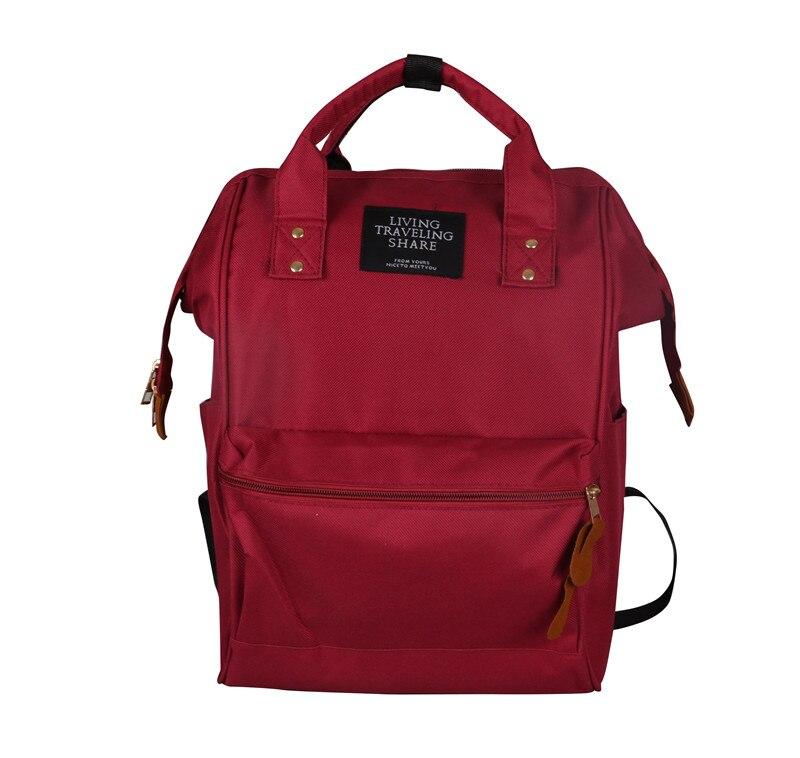 Fashion Women Backpacks Female High Quality School Bag For Teenagers Girls Travel Rucksack Big Space Backpack Mochila Infantil #6