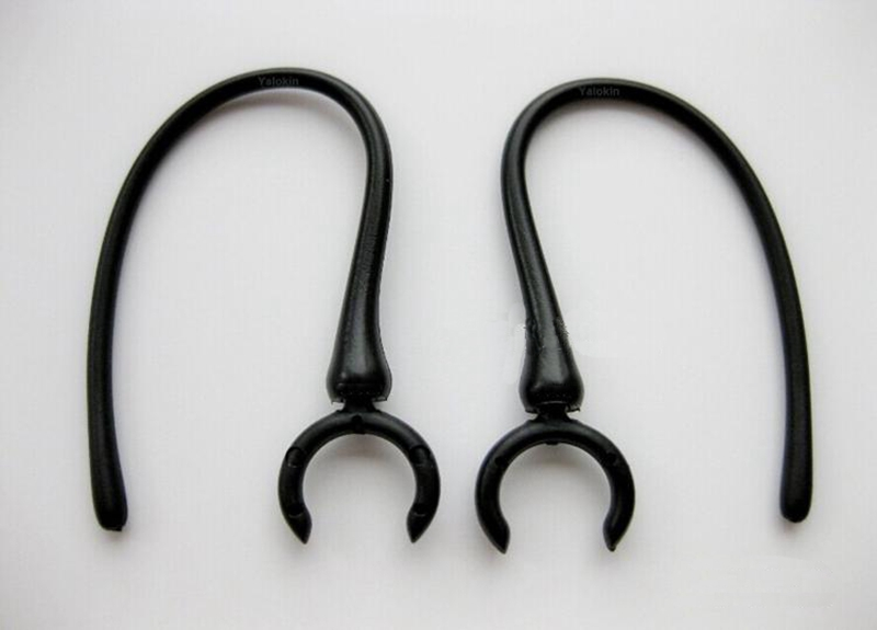 da12d9334f3 Aipinchun 2Pcs Replacement 8mm Ear Hooks Loops Earhooks Earloops For ...