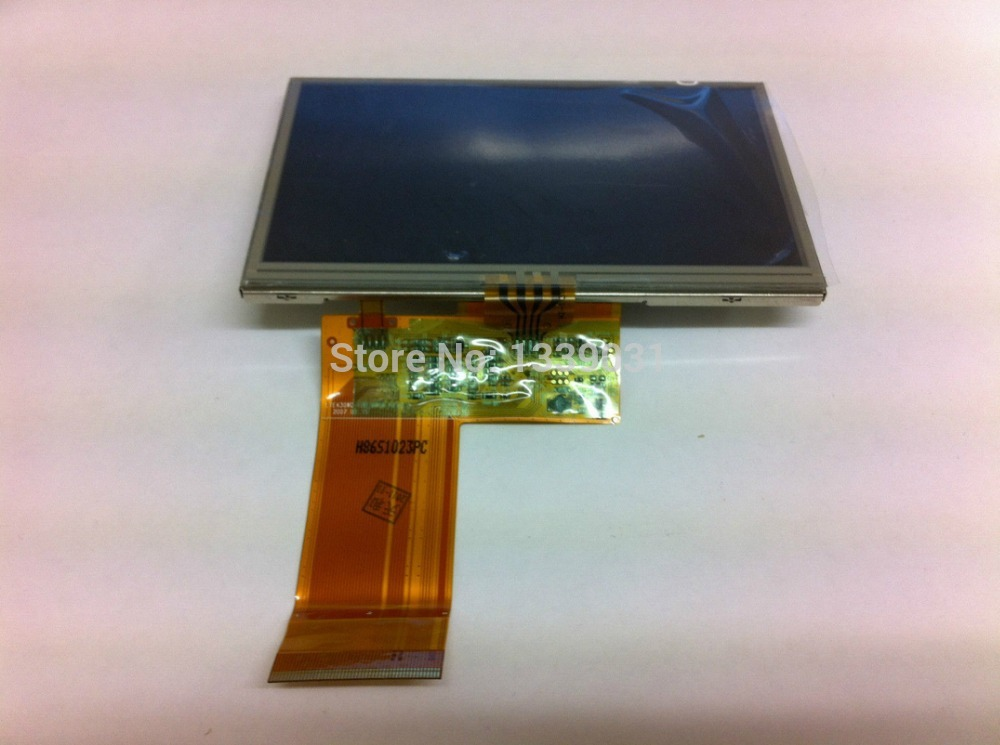 original for TomTom GO 720 lcd screen display panel with touch screen digitizer lens