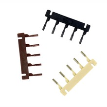 40pcs/lots 6D2 buckle for 2nd generation 6D hair extension machine   hair extension clip 6D2 hair extension tool 6D2 hair buckle