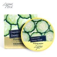 Skin Care Face Mask Green Cucumber Sleep Mask Whitening Cream Skin Care Anti Aging Moisturizing Facial