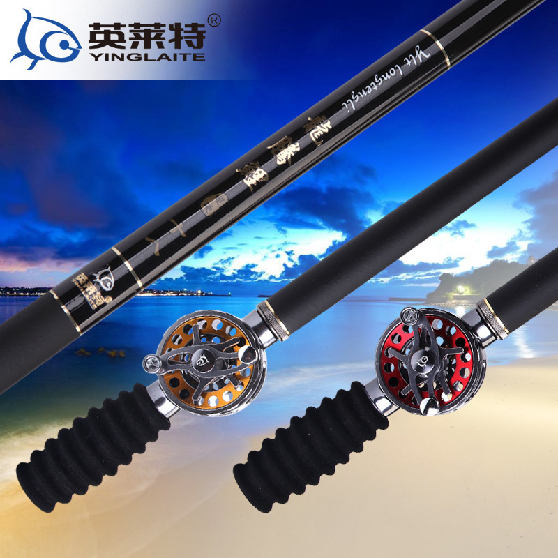 online buy wholesale fishing rod gear ratio from china fishing rod, Reel Combo
