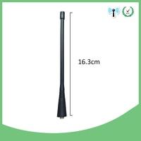 אנטנה עבור 2pcs מכשיר הקשר אנטנה UHF 400-470Mhz תואם עבור מוטורולה NAE6483 GP300 GP340 GP360 GP380 CP200 CP200D HT1250 EP450 (2)