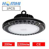 200w UFO highbay LED factory warehouse lamp super bright CE Rohs ufo led lights workshop light industrie lamp industrial lamp