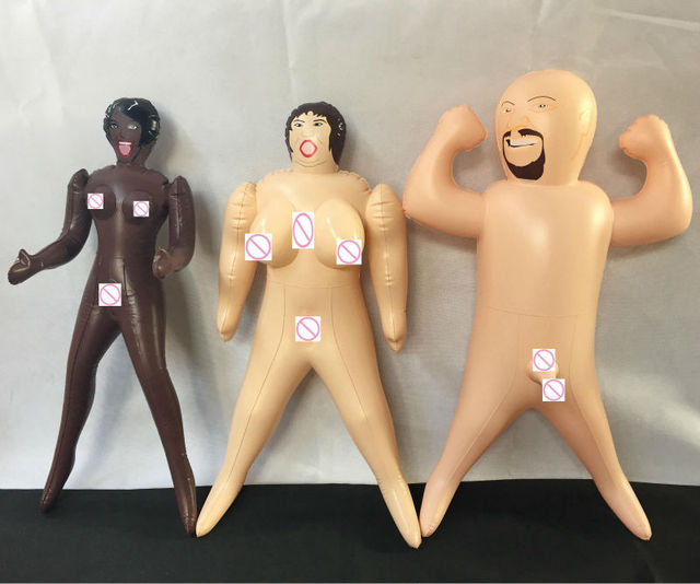 Sex with a party doll