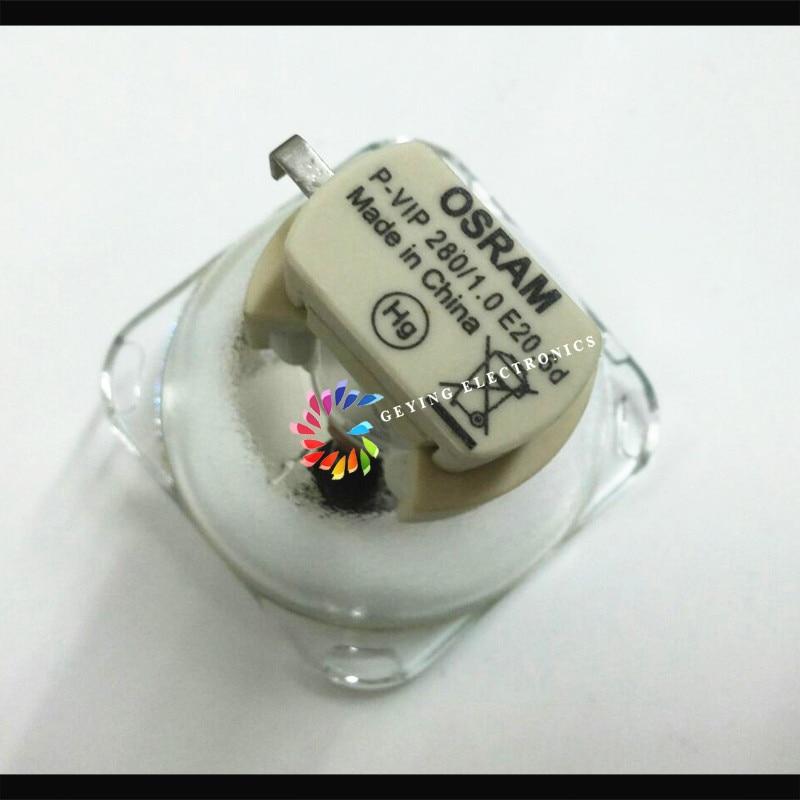 Original Projector Bulb P-VIP BL-FP280A P-VIP 280/1.0 E20.6 FOR EP7155i EP774 EW674N EW7155e EX7155e | TWR1693 | TX774 | TXR774 compatible p vip 180 0 8 e20 8 p vip 190 0 8 e20 8 p vip 230 0 8 e20 8 p vip 240 0 8 e20 8 200w 210w 220w projector lamp bulb