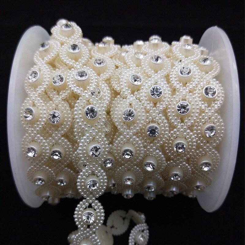 Новый творческий Pave жемчуг кристалл ромбические бусины Diy вечерние партии ремесла поставки бусины свадебная одежда поставки геометрические аксессуары Лидер продаж