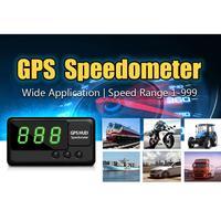 Car HUD Head up Display Car Universal Projection Display GPS Satellite Head up Display C60 Car Electronic Accessories