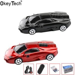 OkeyTech Best Car Radar Detectors Speed Radar 360 Degree Auto Protection Radar Detector Anti Alert English/Russian Version