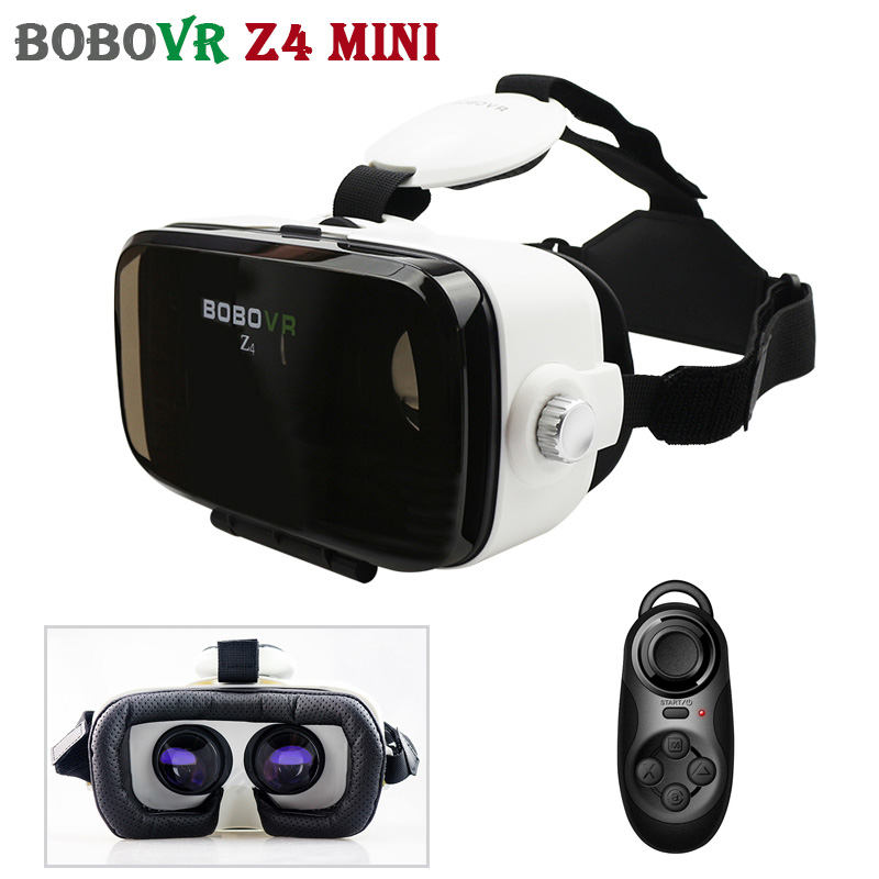 <font><b>xiaozhai</b></font> <font><b>BOBOVR</b></font> Z4 <font><b>mini</b></font> Google Cardboard 3D <font><b>Virtual</b></font> <font><b>Reality</b></font> Headset VR <font><b>Glasses</b></font> Helmet vrbox Head Mount for Smartphone 4-6'