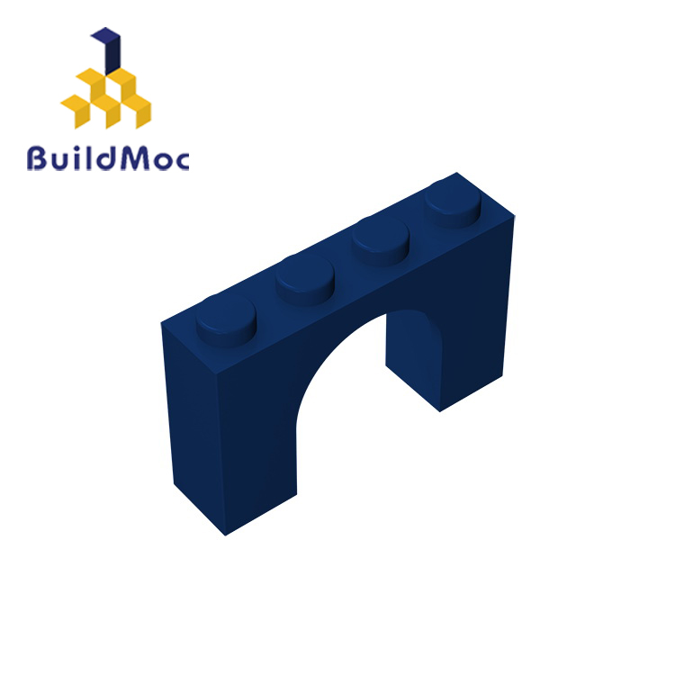 BuildMOC Compatible Toys Children 6182 1x4x2 For Building Blocks Parts DIY LOGO Educational Creative Gift Toys