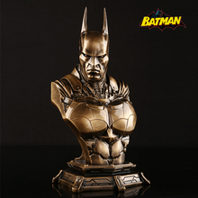 Batman Resin Bust Statue 1/3 Scale Painted Figure Action Figure Batman: Arkham Knight Sculpture With 3 Heads Holiday Gift