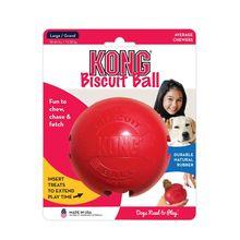 KONG классический бисквит мяч игрушка для собак S/L