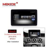 3 + 32G 9 Android 7,1 4G lte автомобильный Радио Аудио GPS навигационный плеер для Mercedes Benz A Class W176 с bluetooth гарнитура экран