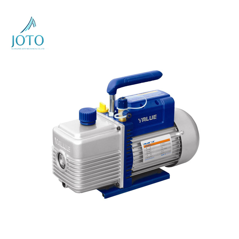 FY-4C-N 220V 550W 2Pa Electrical Single Stage Rotary Vane Vacuum Pump Gas Transfer For Air Conditioner