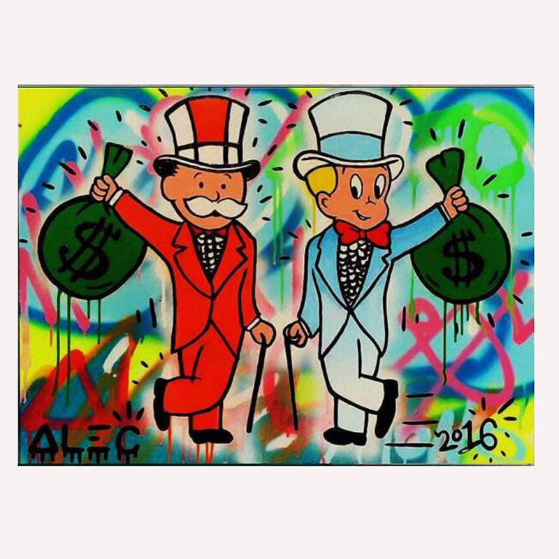 Online Get Cheap Funny Abstract Poster Aliexpresscom Alibaba Group