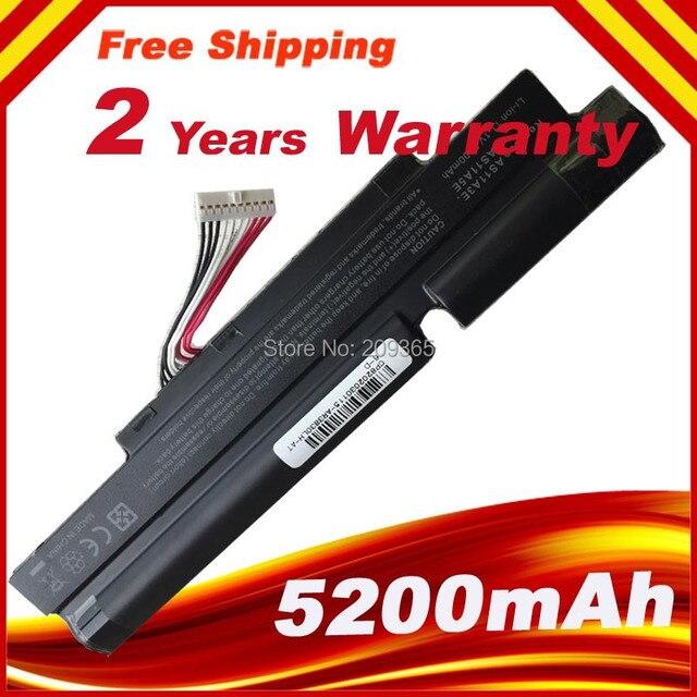 Аккумулятор Для ноутбука acer Aspire TimelineX 4830 Т 5830 Т 3830TG 4830TG 5830TG 3INR18/65-2 AS11A3E AS11A5E 6 клетки