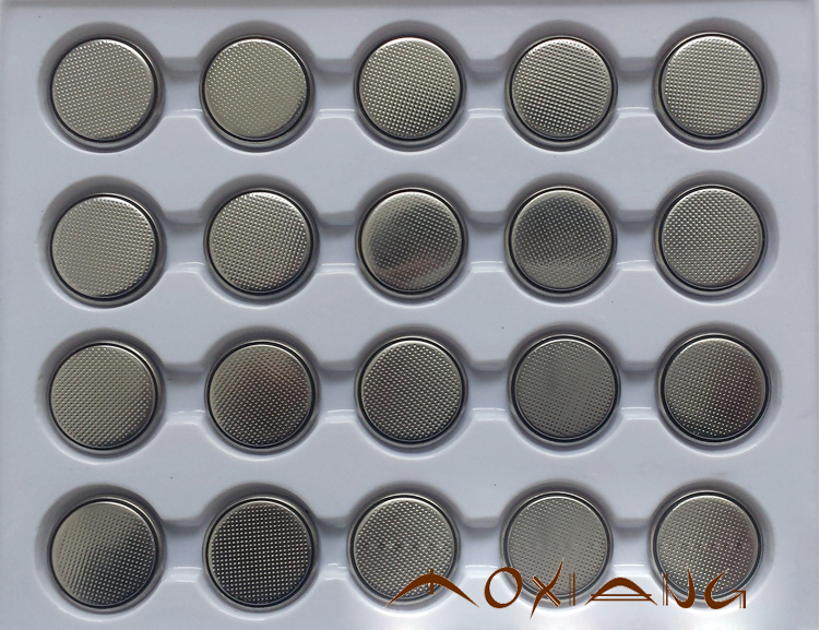 10 PCS/LOT High quality CR2032 button battery 3 v lithium battery is suitable for toys, el
