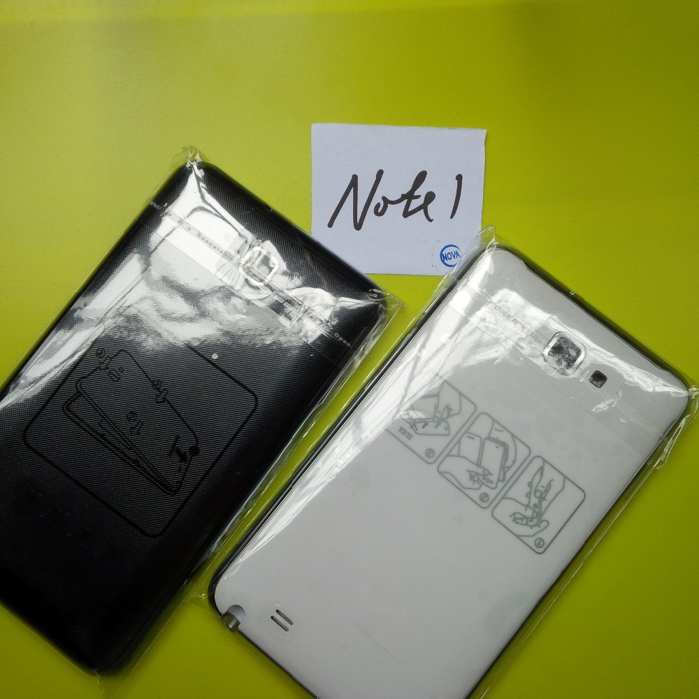 Original For Samsung Note 1 N7000 Full Housing Complete Cover Case Set Replacement Parts With Keyboard ; With Tracking Number