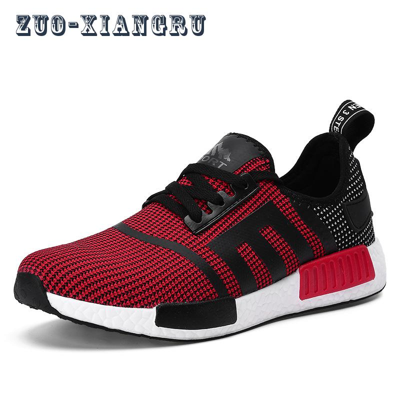 ФОТО 2017 Men Sports Shoes Generations Ultra-light Wing Running Shoes Lightweight Shoes Walking Sneakers Anti-slip Wearable Trainers