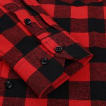 BIANYILONG Brand Men Plaid Shirts 2019 New High-quality Long Sleeved Fashion Leisure Flannel Men Shirt Plus Big Size 5XL