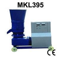 30KW MKL395 Pellet Press Wood Biomass Pellet Mill