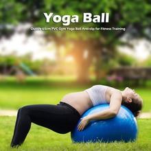 5 colores Yoga para la aptitud 65 cm pilates balance deporte fitball  utilidad Pelotas de yoga prueba bolas antideslizante para e. 725156e84f6a