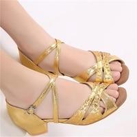 Women Sport Jazz Dance Shoes Children Latin Dance Shoes Girls Students Soft Sole Dancing Shoes Women