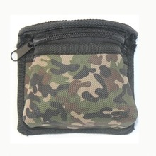 Portable Bike Light Bicycle Lamp Headlamp Headlight Storage Bag Cloth Cover Camouflage Camping Hiking Cycling Outdoor Sports
