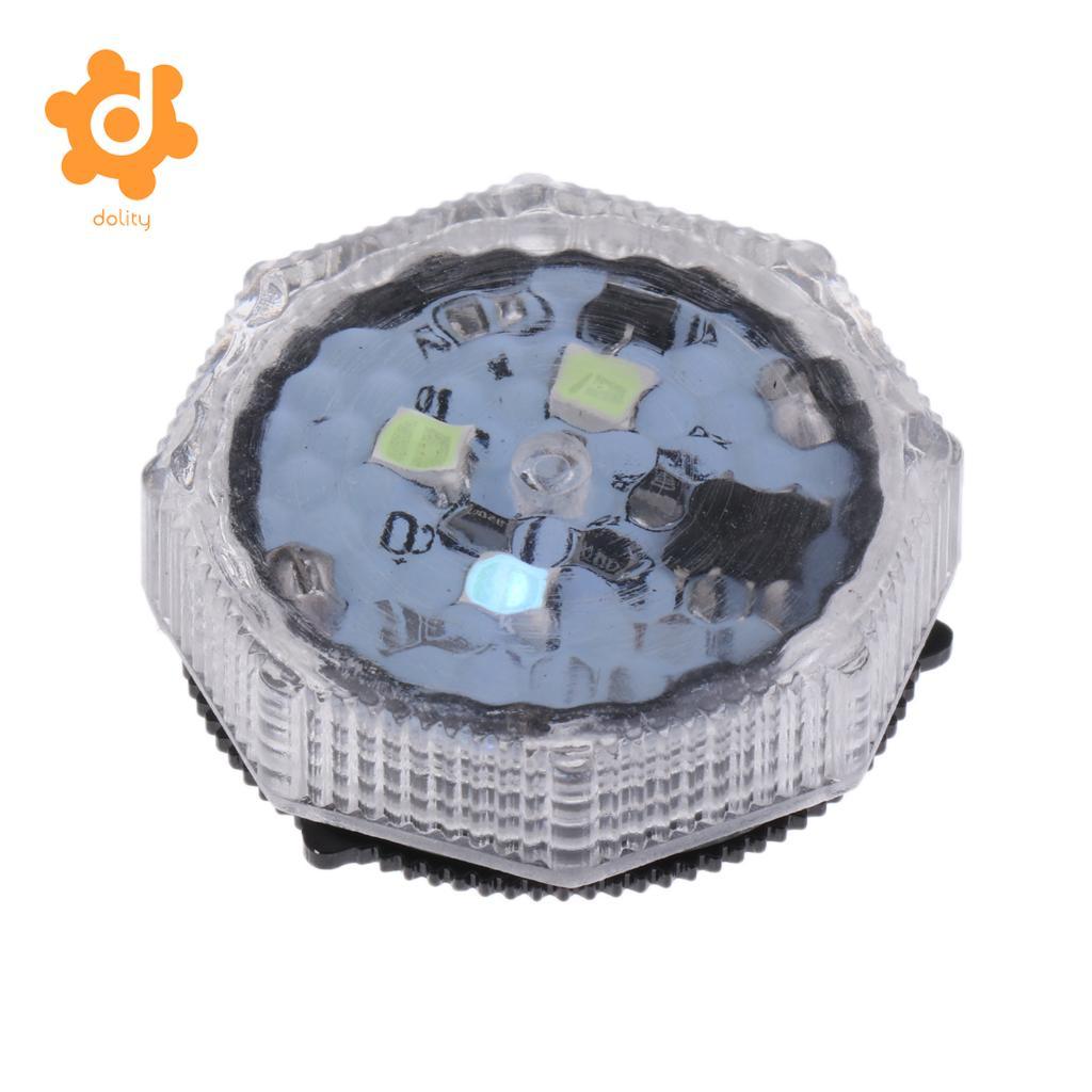 Baoblaze Car Door Warning Signal Flash Light Anti-Collision LED Lamp Blue
