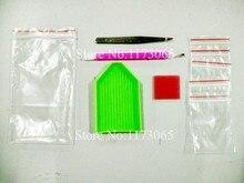 5D Needlework Diy Diamond Painting Cross Stitch Pink Rose Diamond Embroidery Flower Vertical Print square Drill Home Decor 731