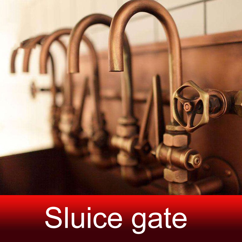 Real life escape room game prop Takagism agency Product game props Adventure game Sluice gate