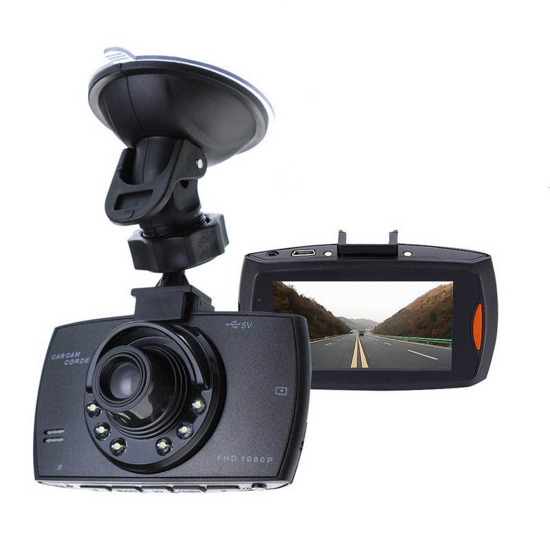 TOSPRA Car DVR Camera Car-Video-Recorder Dash-Cam Auto-Registrator Night-Vision Angle-Lens