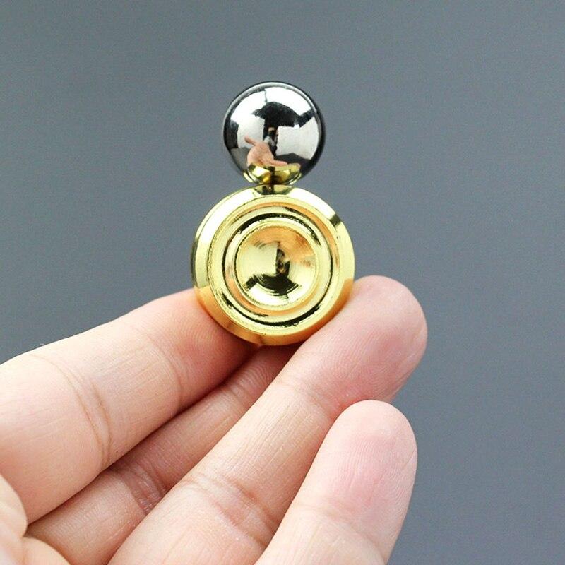 Image 5 - Ímã fingertip gyro descompressão artefato yo yo dedo brinquedo descompressão adulto criativo classe chato criançasHélices giratórias   -