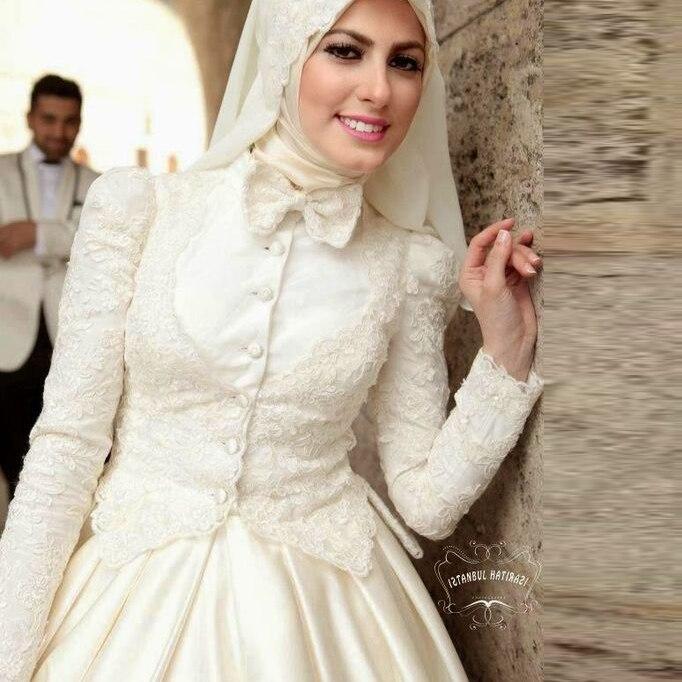 Женские турецкие свадебные платья