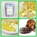 500 mg 100 Cápsulas Ganoderma Lucidum Duan-Madeira/Extrato de Reishi Esporos Softgels Óleo, triterpeno> 30%