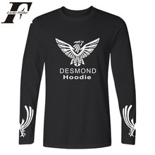Assassins Creed T shirt Hot Men Spirnt Fashion Clothing Men's Long Sleeve T Shirt Cotton Casual T-Shirt Assassins Creed