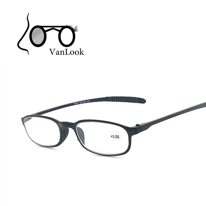 Slim Reading Glasses for Sight Women Men +1.00 +1.50 +2.00 +2.50 +3.00 +3.50 +4.00 Spectacles w/ Rubber Tips 10pcs/ Lot