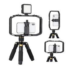 Чехол для телефона BEESCLOVER для съемки Canon Nikon iPhone Xs Max X 8 7 Gopro 5 6 7 ручной видеосъемка для DSLR камеры телефона r25