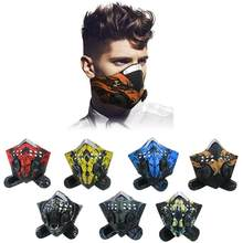 GLORSUN pollution mask custom neoprene n99 dust pm2.5 bike cycling mouth fine n95 air filter anti odor smog fashion pollen mask(China)