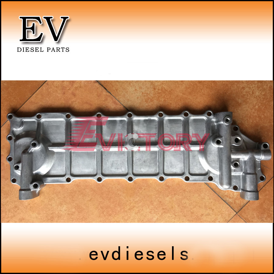For Mitsubishi Fuso truck 6D22 6D22T oil cooler cover For Mitsubishi Fuso truck 6D22 6D22T oil cooler cover