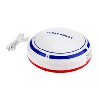 Small Size Environmental Smart Household Cleaning Robot USB Rechargeable Automatic Clean Robots Sweep Robot Device Hot