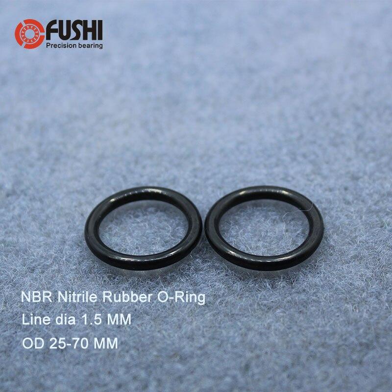 O-Ring 33 x 4,5 mm NBR 70 Dichtring
